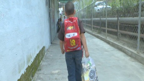 Children in Venezuela are fainting from hunger