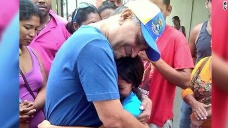cnnee pkg osmary hernandez muerte de hermano de chavez  venezuela_00013518