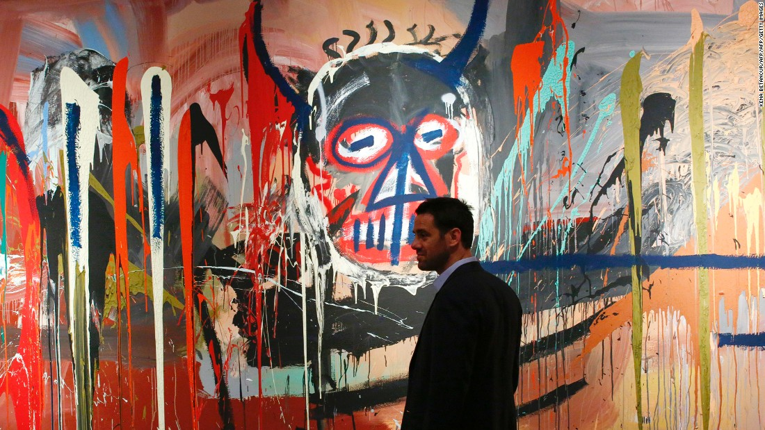 "Warhol protégé Jean-Michel Basquiat died of a heroin overdose aged 27 in 1988, leaving behind a remarkable collection of neo-expressionist art. Basquiat, a friend of Keith Haring, is extremely popular in today's contemporary art market, with ""Untitled"" (pictured) selling for<a href=""http://www.christies.com/lotfinder/paintings/jean-michel-basquiat-untitled-5994657-details.aspx?from=salesummary&intObjectID=5994657&sid=367d8459-f63c-4247-bf8b-126750c2c6fc"" target=""_blank""> $57.3 million</a> in May 2016. His former girlfriend in an interview with <a href=""https://www.theguardian.com/tv-and-radio/2010/dec/01/decoding-basquiat-radio-review"" target=""_blank"">the BBC in 2010</a> suggests his art reflects the type of drugs he was using at the time: ""little tiny detailed paintings"" indicative of cocaine, while large brushstrokes align with his heroin use."