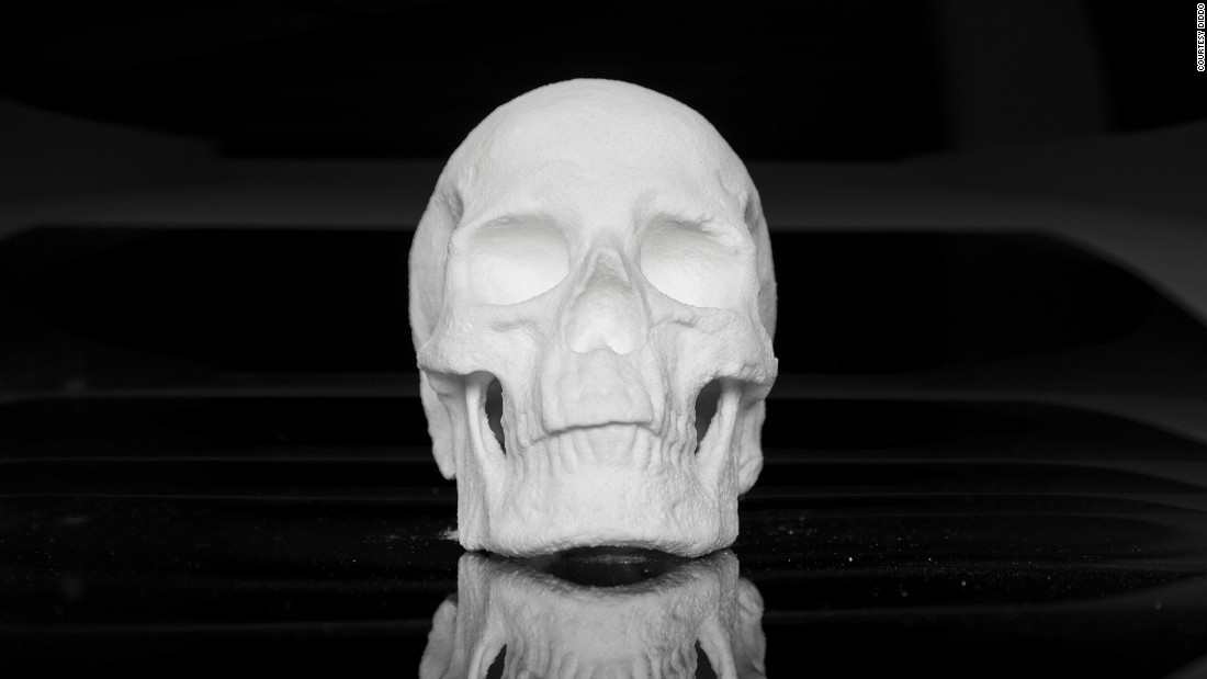 """Ecce Animal"" by Dutch artist <a href=""http://bydiddo.com/"" target=""_blank"">Diddo</a> is not your usual skull. Sculpted from gelatine and compressed cocaine, the powder was all sourced from the street and rigorously tested in a lab for its purity -- only around 15-20% once 'cutting agents' including caffeine and paracetamol were accounted for. The sculpture is a Yorick for Generation X, but not, explains the artist, preoccupied with mortality, nor ""intended to be parable on the self-destructiveness of addiction or substance abuse."" He says the piece meditates upon the conflict between our civilized societies and the vestiges of our animal instincts. ""Cocaine helps relieve the tension between the conflicting forces,"" Diddo argues. ""It complements the intended message."""