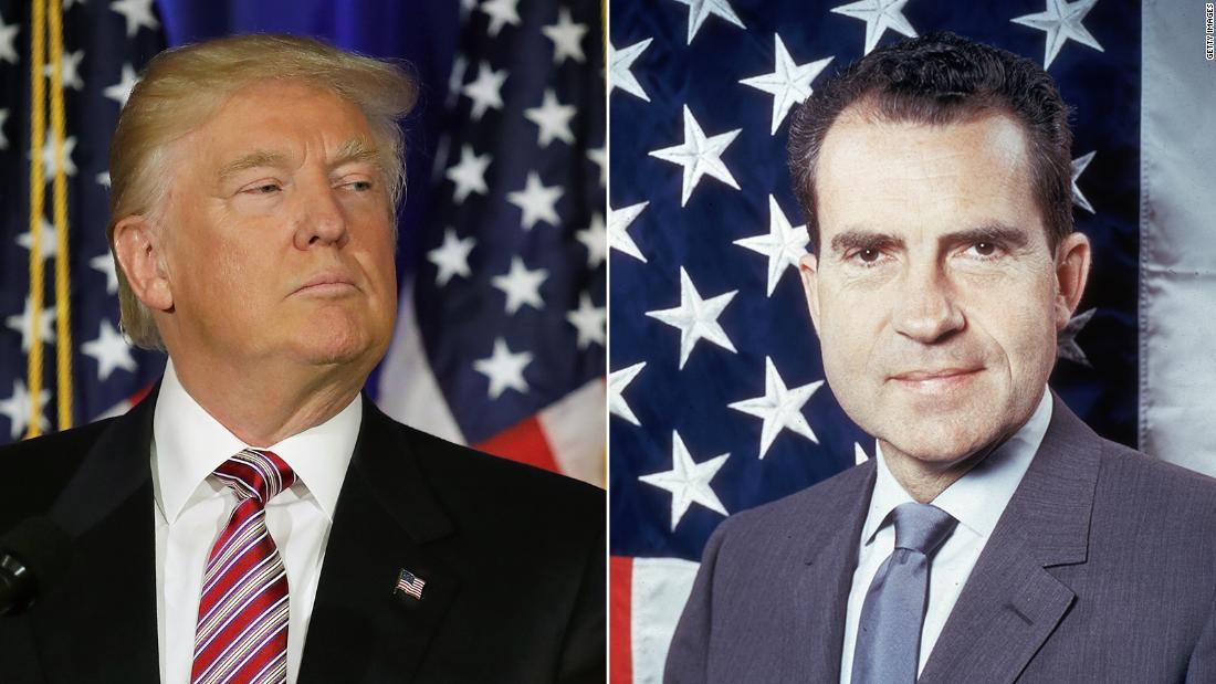 Top aide: Donald Trump will channel 1968 Richard Nixon in speech - CNNPolitics