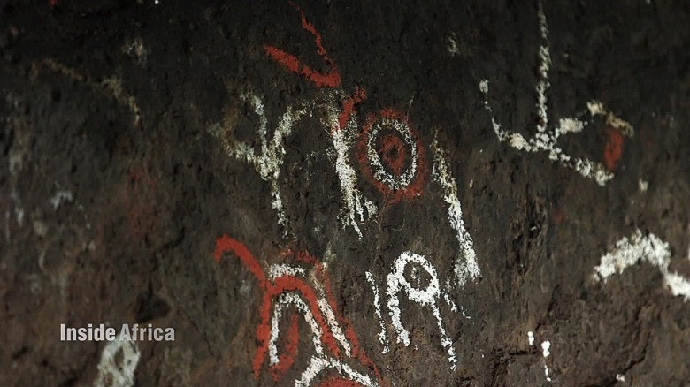 Explore some of the world's oldest rock art