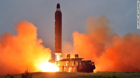 US intel chief: North Korea will never give up nukes