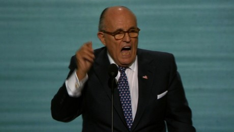 Giuliani: Trump will do for U.S. what I did for NYC