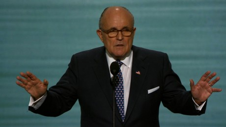 Rudy Giuliani: It's time make America one again