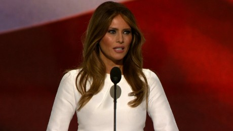 Melania Trump: Being a U.S. citizen is a privilege
