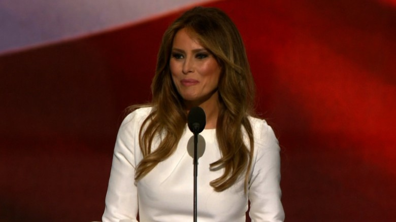 Melania Trump: Donald has history of inclusion