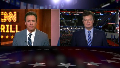 Paul Manafort on Donald Trump call in to Fox on Benghazi speaker rnc_00001717