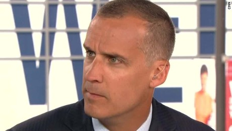 Lewandowski: Staffer behind speech should resign