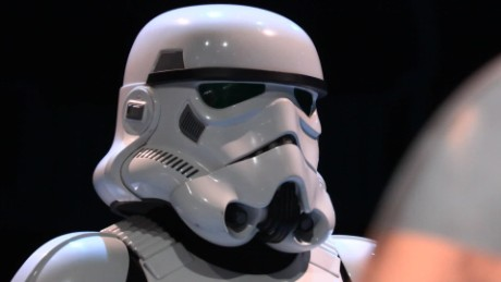 Watch the best of London's Star Wars Celebration