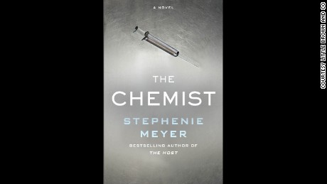 """The Chemist"" is the latest novel for adults from Stephenie Meyer."