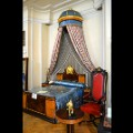 Ethiopia14-Haile Selassie's bedroom at Ethnographic Museum in Addis Ababa c Joe Yogerst