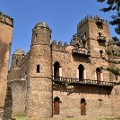 Ethiopia2-Fasil Ghebbi (Royal Citadel) of Gondar c Joe Yogerst