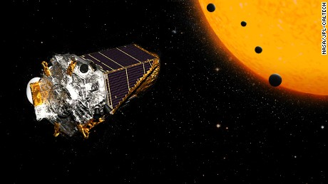 NASA's K2 mission finds more than 100 new planets
