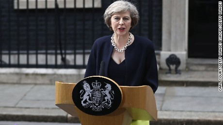 Theresa May, who became the UK's second female Prime Minister last week, delivered a 'firm, clear and direct' performance during the nuclear debate.