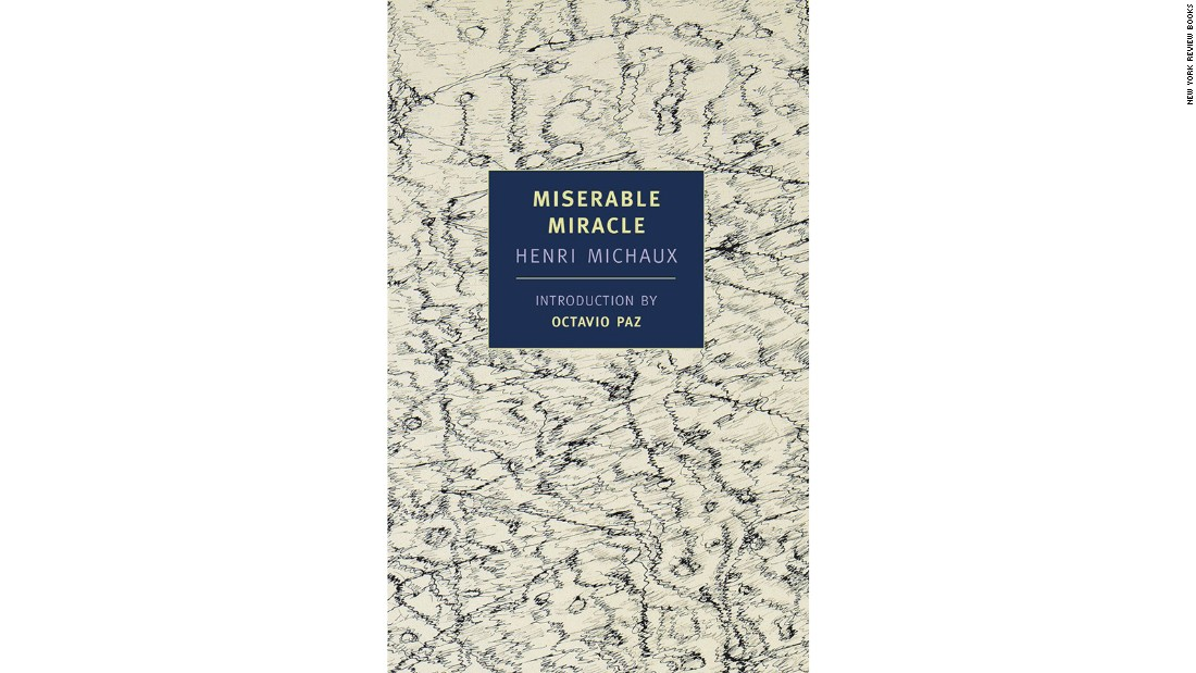 "Born in Belgium, 1899, poet and painter Michaux was a teetotaller until mescaline came calling. His writings and drawings in ""<a href=""http://www.nyrb.com/collections/henri-michaux/products/miserable-miracle?variant=1094930289"" target=""_blank"">Miserable Miracle</a>"" (1957), an account of his experiments, details the mind expanding and fine motor skill inhibiting effects of the hallucinogen. His drawings show rhythmic scribbles and stippling in fluid -- albeit abstract -- forms, without an obvious subject. Film maker Eric Duvivier adapted Michaux's books in ""<a href=""https://vimeo.com/3395345"" target=""_blank""><em>Images Du Monde Visionnaire</a></em>"", a film attempting to conjure the imagery of Michaux's high. Michaux was unimpressed however, saying to try and recreate the psychedelic experience was ""<a href=""http://dangerousminds.net/comments/the_visions_of_henri_michaux"" target=""_blank"">to attempt the impossible</a>."""