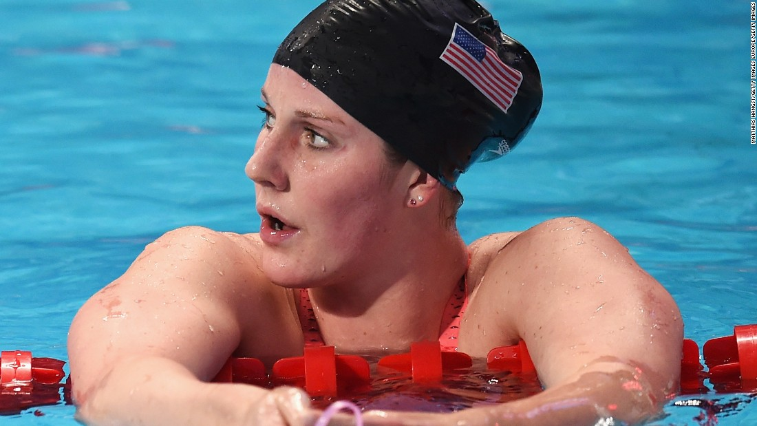 Having won four gold medals and a bronze in London, Missy Franklin will be leading the charge for Team USA in the pool once again. Now 21, and the holder of six world championship gold medals, she'll be the one to beat rather than the surprise package as she was four years ago.