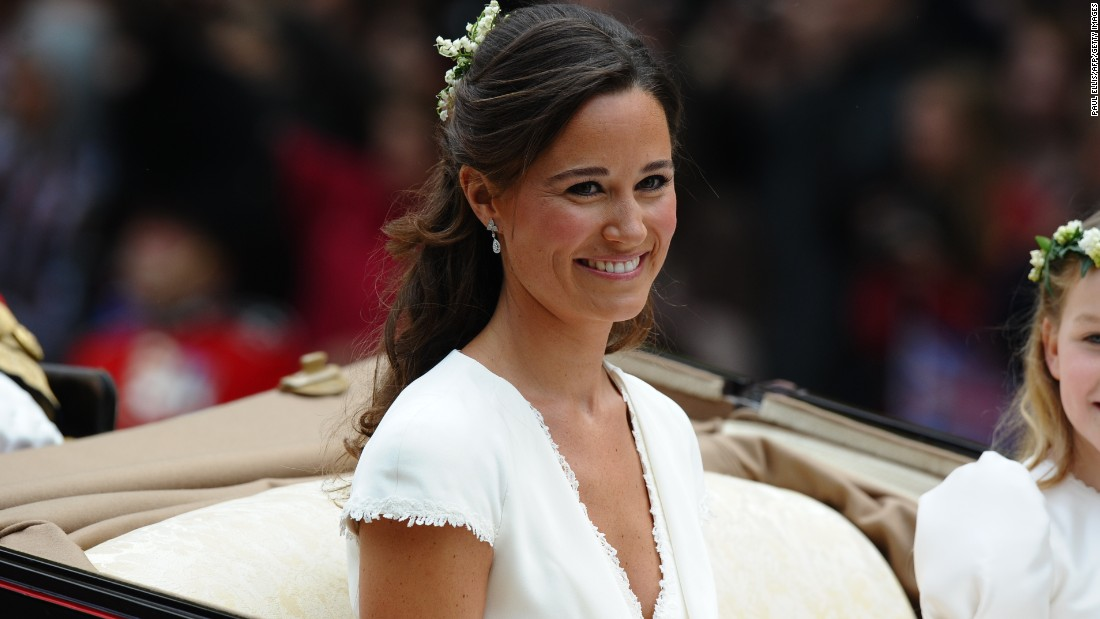 Pippa Middleton's wedding is shaping up as Britain's wedding of the year