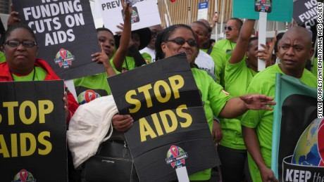 HIV cases rise in 74 countries in last decade
