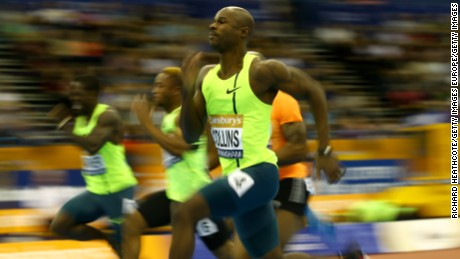 This 40-year-old can run 100m in less than 10 seconds