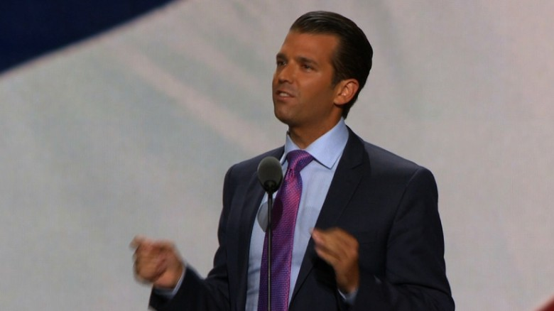 Trump Jr.: We don't need Cruz's endorsement