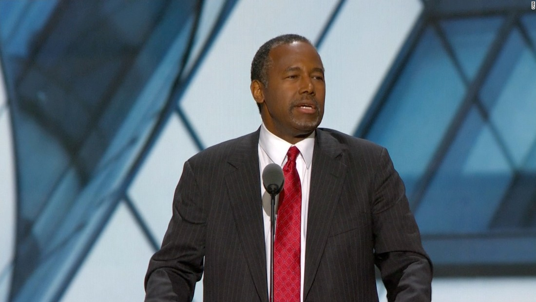 """ben carson essay """"the best people"""" this refrain rang throughout donald trump's presidential campaign at times, it seemed to be his justification for being in the race at all he wasn't a politician — he was a businessman he had never run a government, but he ran a company, and running a company is, at bottom, easy."""