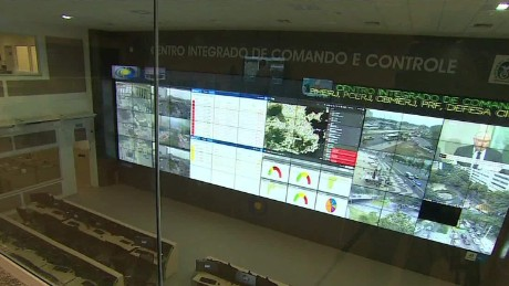 Rio boosts surveillance ahead of Olympics