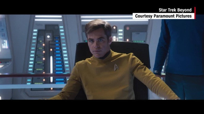 Movie Pass: 'Star Trek Beyond'