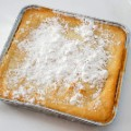 US regional dessert gooey butter cake