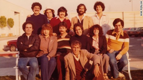 "The writing team from the ""Laverne & Shirley"" sitcom in 1979."