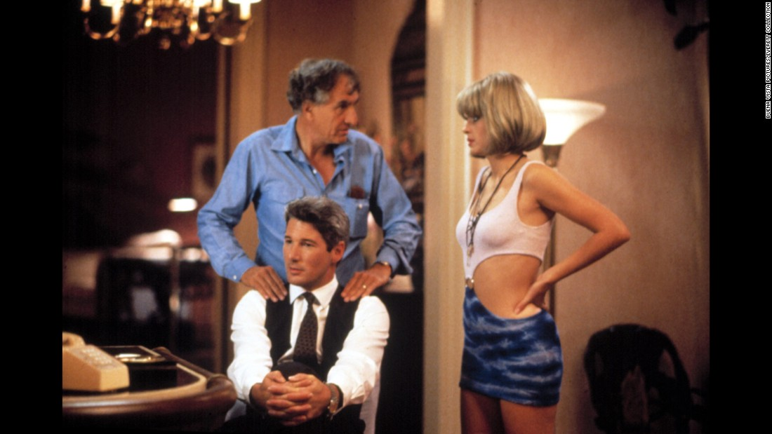 "Marshall directed Richard Gere and Julia Roberts in 1990's ""Pretty Woman."""