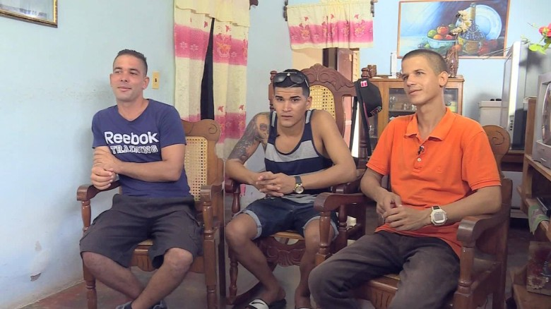 Cubans accuse U.S. Coast Guard of mistreatment
