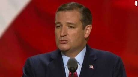 Ted Cruz booed by Republican National Convention crowd