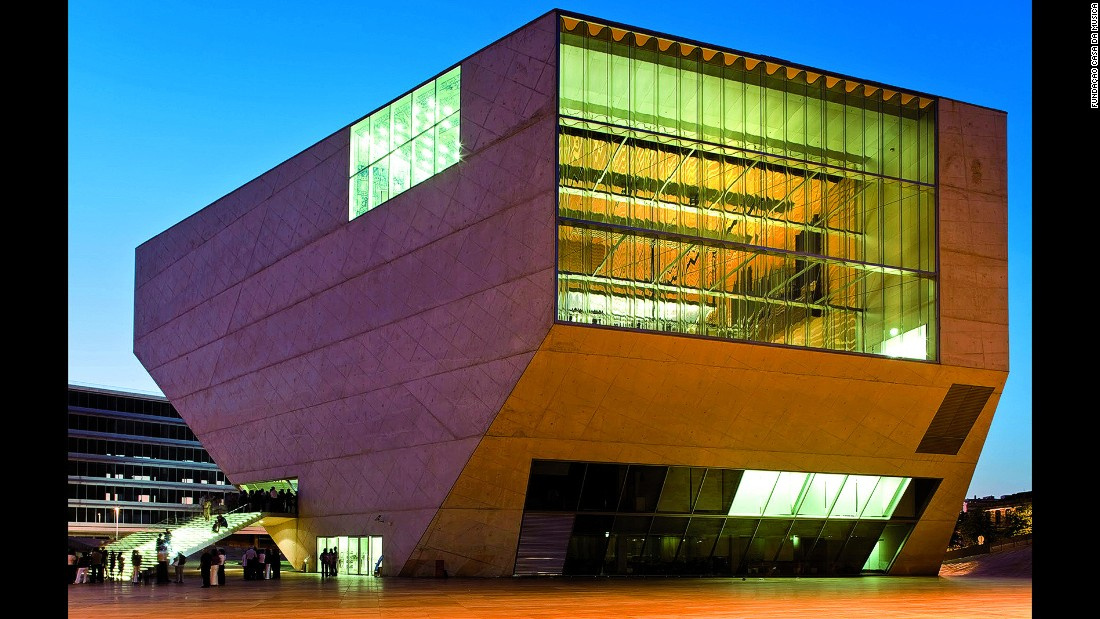 Much of the action in Porto centers around the galleries, boutiques and bars on rua Miguel Bombarda. Porto's iconic Casa da Musica (pictured) is also a a hit with architecture fans.