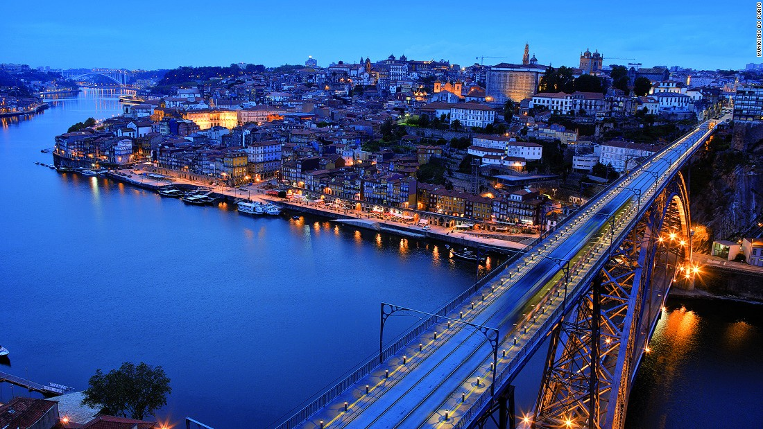 Portugal's Douro River flows like liquid gold - CNN.com