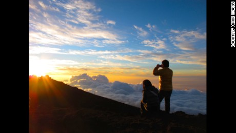 12.lasso the sun.Dec-HaleakalaSunset