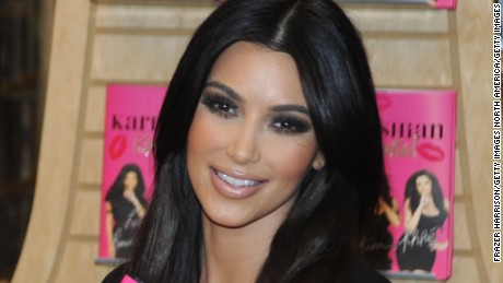 "LOS ANGELES, CA - DECEMBER 02:  Television Personality Kim Kardashian, makes an appearance at Borders Century City to sign copes of the book  ""Kardashian Konfidential"" on December 2, 2010 in Los Angeles, California.  (Photo by Frazer Harrison/Getty Images)"