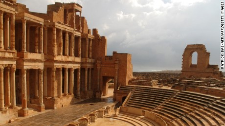 The battle to save Libya's World Heritage sites