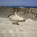 UNESCO leptis magne libya 5