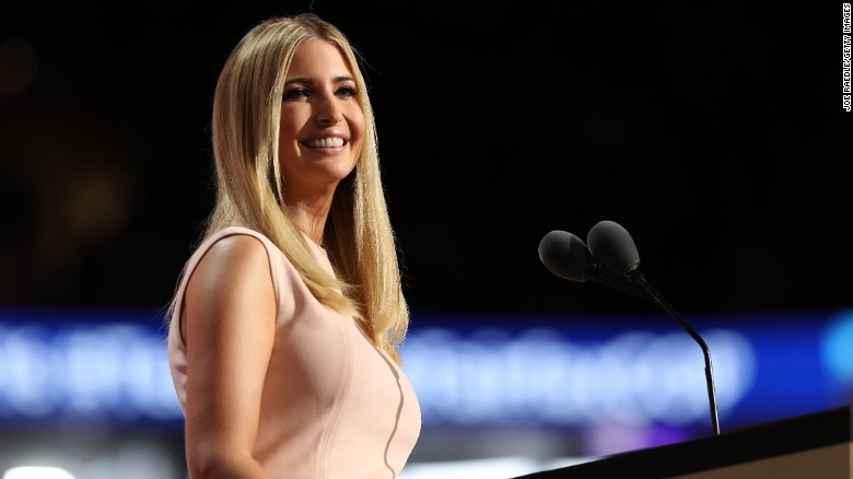 What will Ivanka Trump's role be?