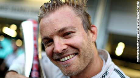 Nico Rosberg: Mercedes driver signs new two-year deal