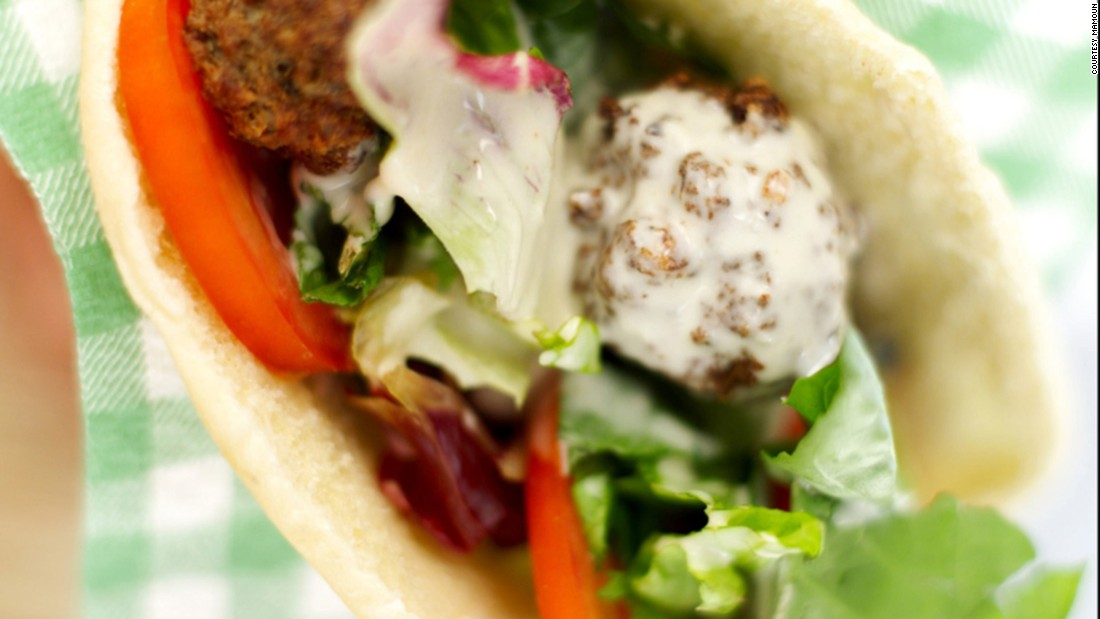 Mamoun's is the oldest and the best falafel restaurant in the city. It's been serving good-value deep-fried spiced chickpea balls in pita with tahini sauce and salad since 1971.