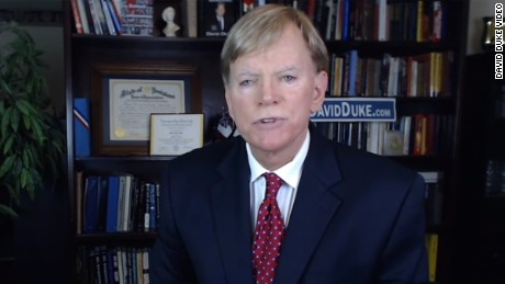 David Duke, KKK support Donald Trump