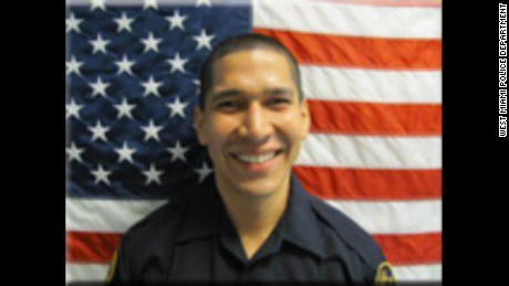 Officer Jonathan Aledda, West Miami Police Department