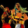 Leti Arts Pharaoh and Wuzu