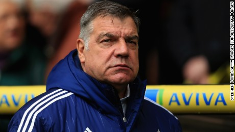 Sam Allardyce was widely credited with saving Sunderland from relegatoin.