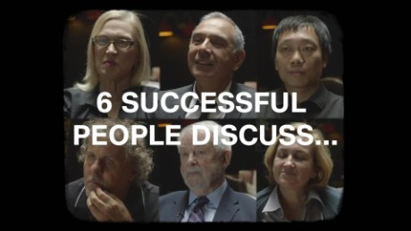 Six successful people discuss utopia