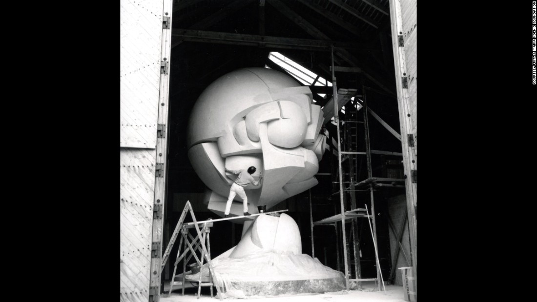 "German filmmaker Percy Adlon chronicled the sculpture's creation in his film ""Koenig's Sphere."" The film was featured in the Tribeca Film Festival."