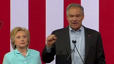 tim kaine introduction guns shootings sot nr_00000620