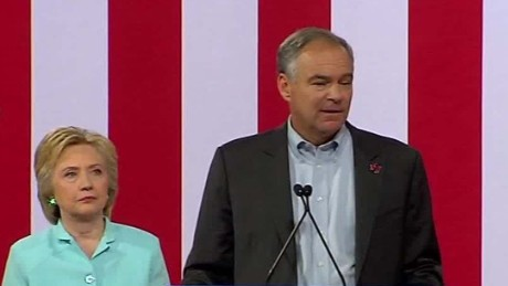 tim kaine introduction guns shootings sot nr_00000911